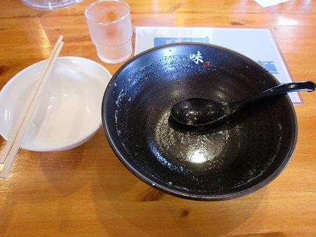 麺や白 完食