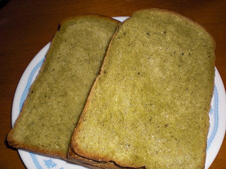 タマキ 緑茶パン