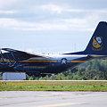 9-07-08 C-130T Fat Albert Take Off