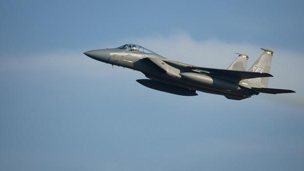 F-15C ZZ 18OG 司令官指定機 AF 85-0119
