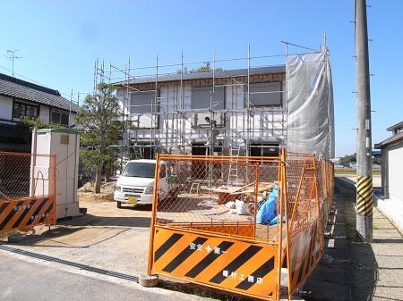 田原本町 T邸 全景