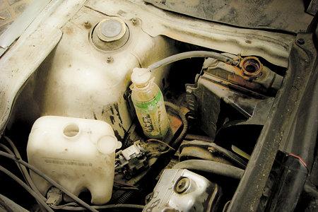 中国の車 整備不良
