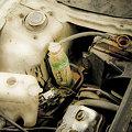 写真: 中国の車 整備不良