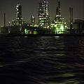 写真: 工場夜景 #2