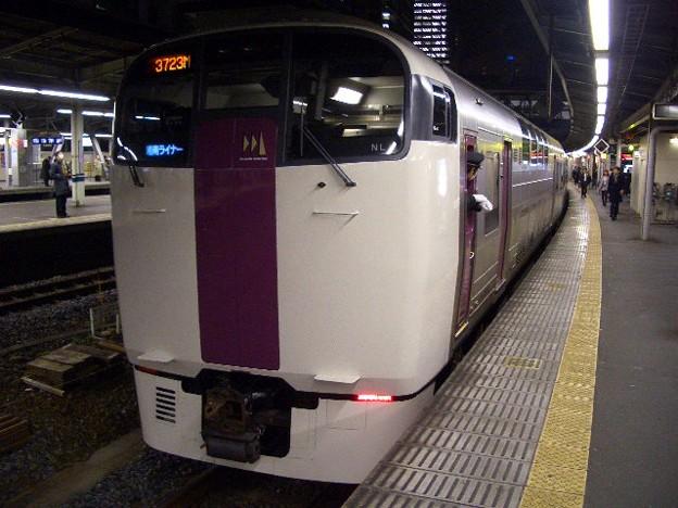 東海道本線 快速湘南ライナー CIMG5875