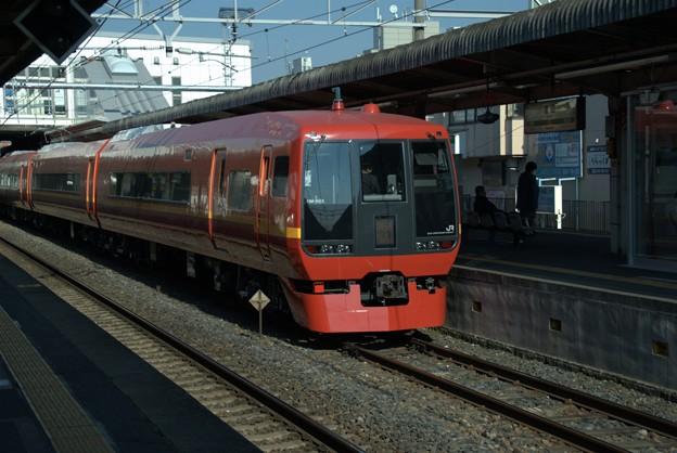 E253系特急日光用改造車両(1)