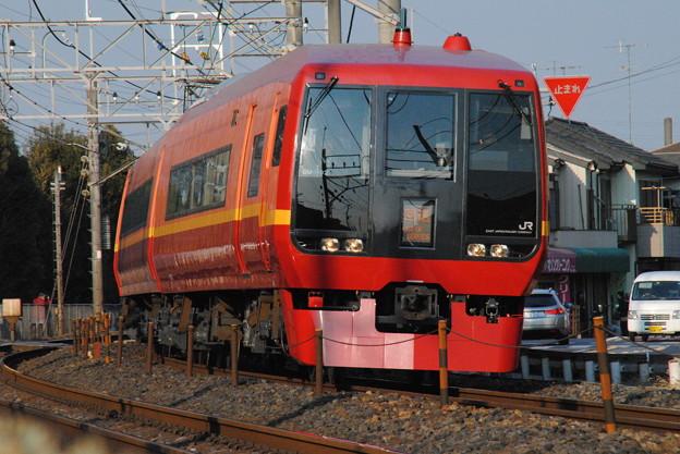E253系特急日光用改造車両