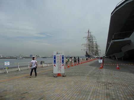 090718-大桟橋 帆船 (18)