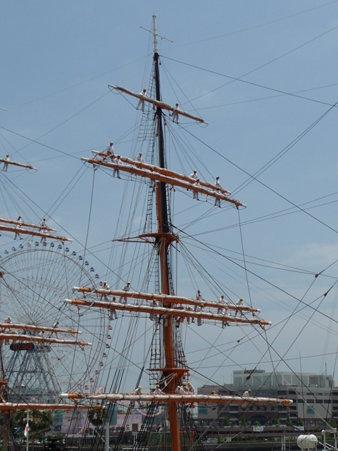 090720-日本丸 総帆展帆 (31)