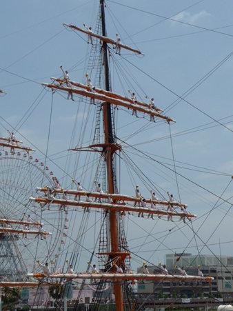 090720-日本丸 総帆展帆 (44)