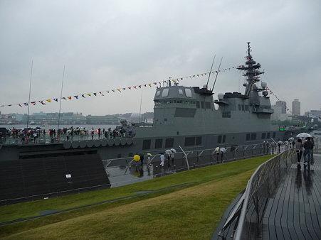 091024-ひゅうが 下船 (33)