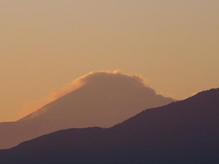 101231-富士山(夕) (3)