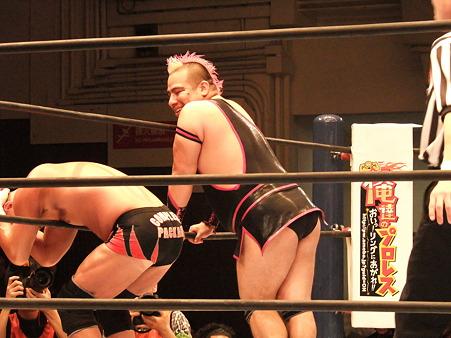 新日本プロレス CMLL 後楽園ホール 20110123 (27)