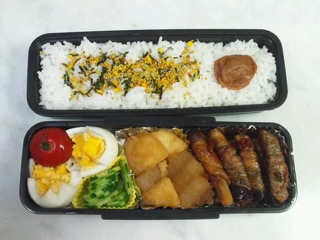 Photos: 2012/7/22のお弁当