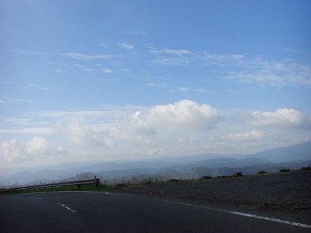 亀石峠も良い眺め