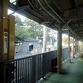 写真: 京王多摩動物公園駅 2番線ホーム