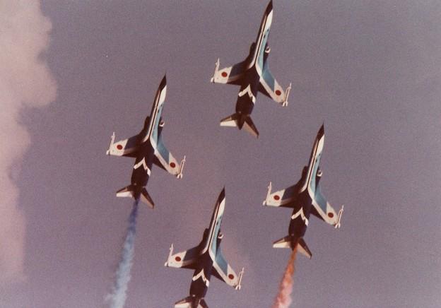 T-2 ブルーインパルス