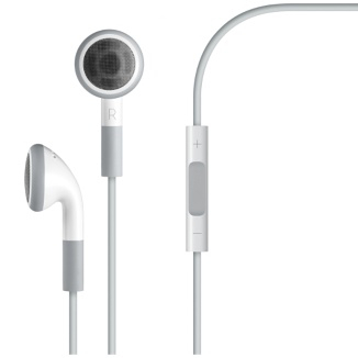 Apple Earphone with Remote&Mic