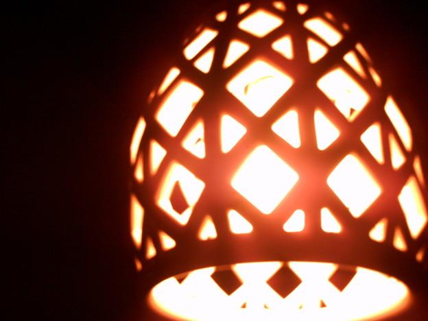 近所の居酒屋の照明[AGFA 505D]
