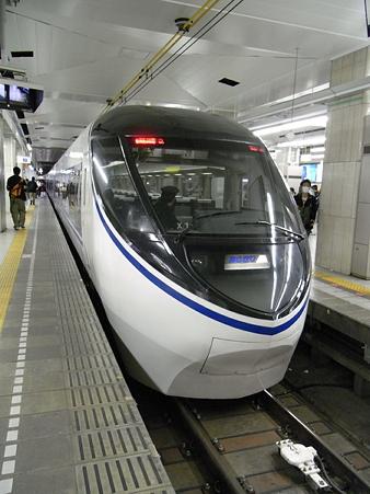 371系(小田急新宿駅)1