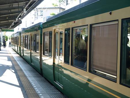 由比ヶ浜駅1