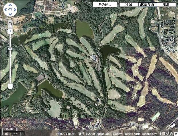 森林公園ゴルフクラブ