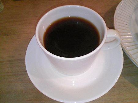 西池袋 CAFE TERVE! コーヒー甘めブレンド