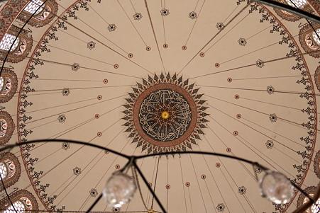 2011.01.28 トルコ イスタンブル リュステム・パシャ・モスク ドーム