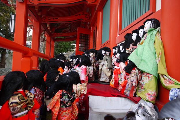 Photos: 淡島神社8