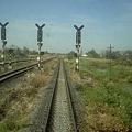 Photos: 【タイ】ひまわり列車|Sunflower Train 2008 [05]|線路