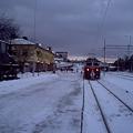 欧州最北端鉄道78 ナルヴィーク駅 ノールランストーグ鉄道