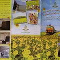 Photos: 【タイ】ひまわり列車|Sunflower Train 2008 [01]|パンフレット
