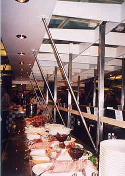 【15】タリンク・シリヤライン乗船 夕食ビュッフェ [2005]