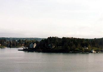 【27】タリンク・シリヤライン乗船 船上デッキからの眺め [2005]