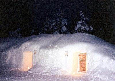 【オーロラを見たい!北極圏の小さな町サーリセルカへ】(14 ...