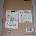 Western Digital Scorpio Blue 2.5inch 5200rpm 1TB 8MB SATA WD10TPVT - Amazon外箱_P5120001