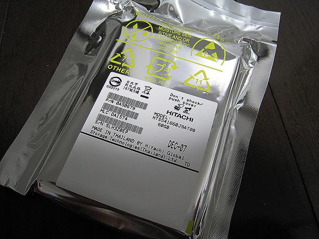 FMVのハードディスク換装_その0