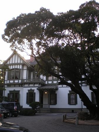 旧松本邸・洋館