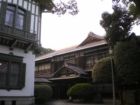 旧松本邸・日本家屋