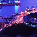 Photos: 海岸通りの夕暮れに