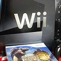 写真: Wii (kuro) get.