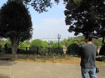 港が見える丘公園