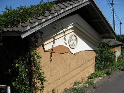 平塚八太夫(豪商)の土蔵だそうです