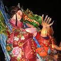 刈谷万燈祭(万燈9)