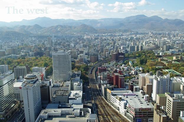 Photos: Sapporo the west