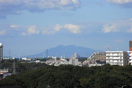筑波山を望む (1)