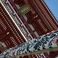 Photos: 宝蔵門と提灯