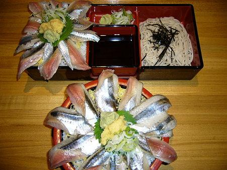 700円丼の秋刀魚丼