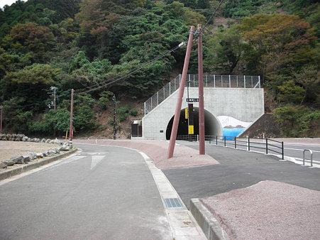 R162_奈胡崎トンネル