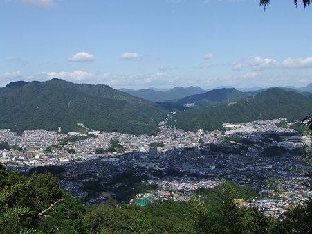 山頂からの景色4